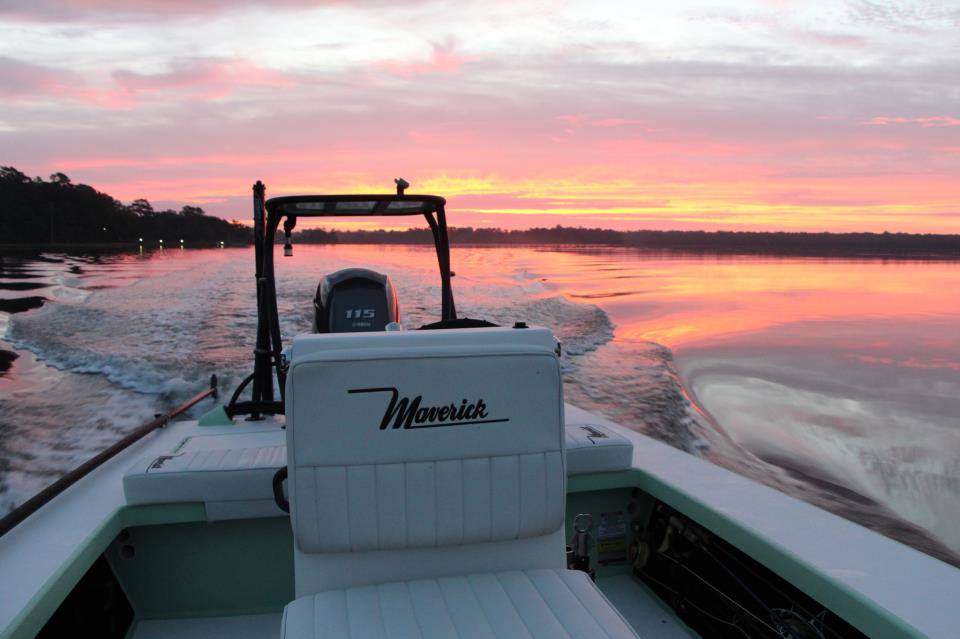 Beaufort's Barrier Island Marine:  Keeping us in the water  (Photo courtesy Owen Plair)