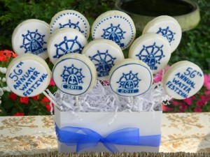 Cookies for the 56th Annual Beaufort Water Festival