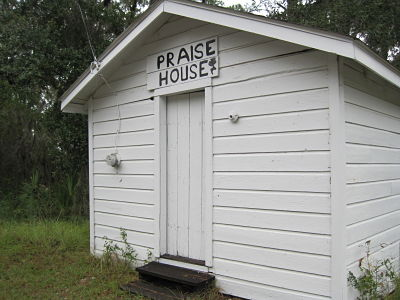 Praise Houses of St. Helena Island
