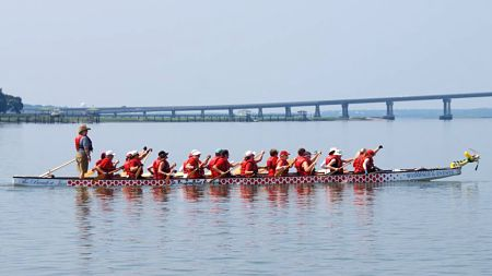 2013 Water Festival to add DragonBoat Beaufort Race Day event