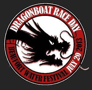 DragonBoat Race Day at the 58th Annual Beaufort Water Festival