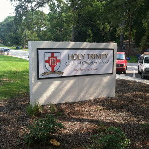 Holy Trinity Classic Christian School excitedly anticipates second year.