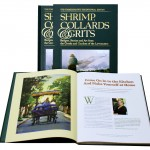 Look for Shrimp, Collards & Grits by Pat Branning