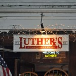 Downtown Beaufort's Luther's Rare & Well Done always has live music going after dark