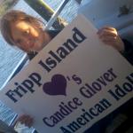 Fripp Island loves Candice!