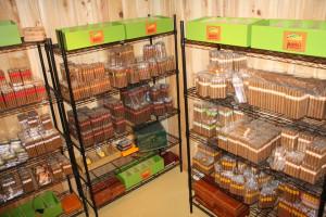 Find premium Cuban Seed Cigars at ta·ca·rón trading company