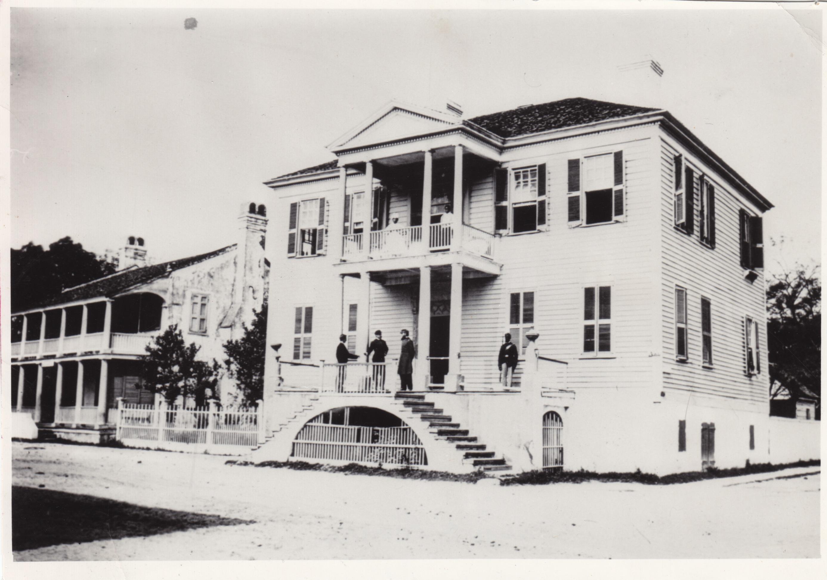 Tour Beaufort's History:  The John Mark Verdier House Museum  (Photo courtesy Historic Beaufort Foundation)