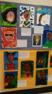Whale Branch Elementary School's Young Artist's Showcase