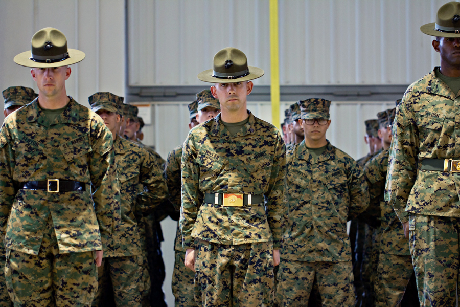 Life of a USMC Drill Instructor