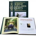 Pat Branning's Shrimp, Collards & Grits