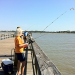 There are lots of places to go fishing and crabbing here in the Lowcountry.  Photo by Susan Clark