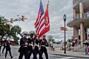 Beaufort SC Annual Memorial Day Parade