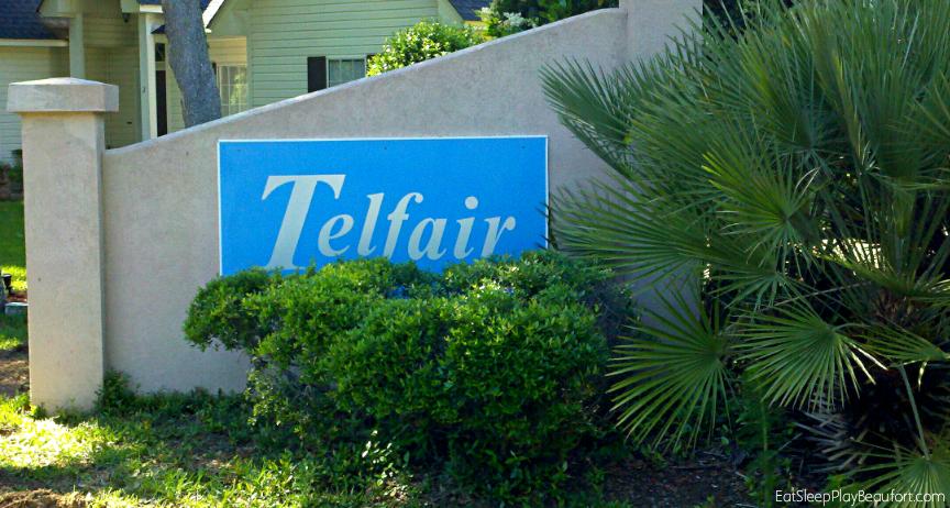 The Neighborhood Watch: Lady's Island's Telfair