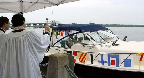 Beaufort Water Festival concludes with Blessing of the Flee