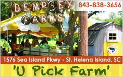 Dempsey Farms, St. Helena,SC