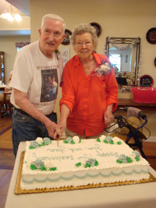 Port Royal couple celebrate 70 years of marriage