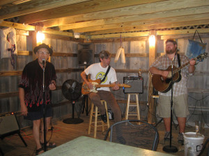 Local Music: 'Band hop' your way across Beaufort this weekend. Photo Mary Ellen Thompson