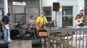 Local Music: Coastal Shifters 'End of Summer Tour' this weekend. Photo by Mary Ellen Thompson