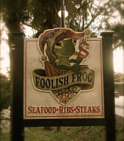 Band hop your way across Beaufort tonight and finish up at the Foolish Frog with Kirk Dempsey and the Bull Grapes.