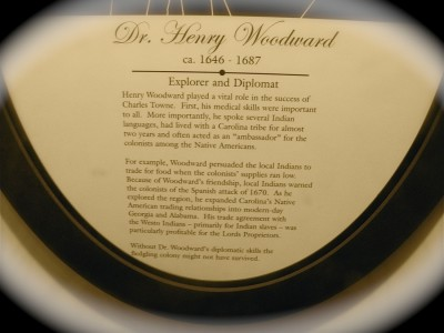 Meet Dr. Henry Woodward: First settler of Beaufort