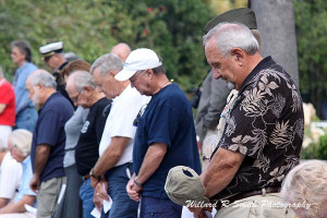 Beaufort remembers September 11th with ceremony at Henry C. Chambers Waterfront Park