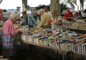 You can find nearly anything at the Friends of Beaufort Library Fall Book Sale