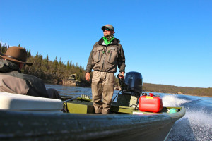 Beaufort fishing guide spends time guiding in Russia