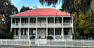 At home with Beaufort's history at the Charles Edward Leverett House