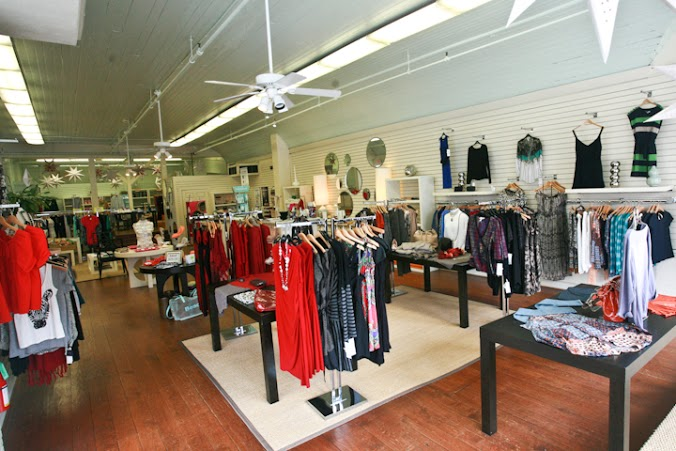 Beaufort Clothing Company, downtown Beaufort SC