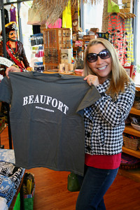 Small Business Saturday in Beaufort