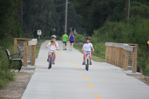 New section of Spanish Moss Trail to open before Thanksgiving
