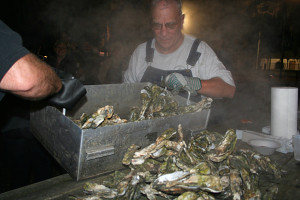 Zonta Club of Beaufort Annual Oyster Roast