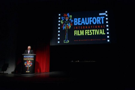 The 7th Annual Beaufort International Film Festival brought Hollywood to Beaufort.  The festival was named to Moviemaker.coms Top 25 Coolest Film Festivals in the World list.  Photo courtesy Susan DeLoach