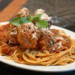 Bella Luna Cafe's signature pasta dishes