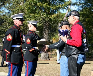 Unclaimed veterans from Korean and Vietnam wars interred at Beaufort National Cemetery