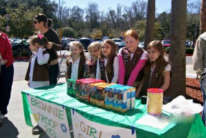 Cookie Time: Look for local Girl Scouts this weekend