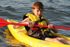 The YMCA of Beaufort  has partnered with the Spirit of America Foundation, America's Premier Youth Boating Education Program, to begin plans to implement a youth/teen boating program in Beaufort County.  Photo courtesy Spirit of America.