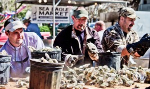 St. Peters Annual Oyster Roast and International Microbrew Fest