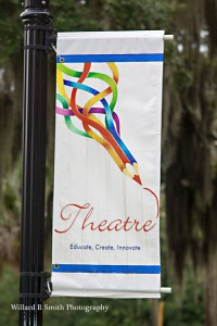 Be at ehe center of it all at USCB Center for the Arts!