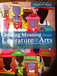 creative meaning through literature and the arts book