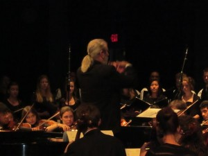 Duke Symphony Orchestra brings passion to Center for the Arts  Photo courtesy Susan Fillmore