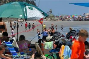 Hunting Island Beach ranked #7 in U.S.   Photo by Dawn Ramsey