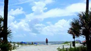 Hunting Island Beach ranked #7 in the U.S.  Photo ESPB