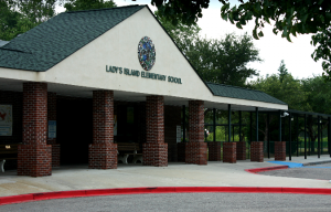 Book features Lady's Island Elementary School