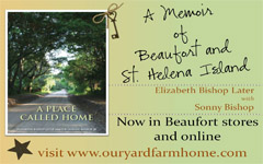 A Place Called Home: A Memoir of Beaufort and St. Helena Island