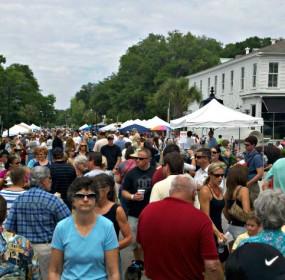 Right Around the Corner: Beaufort's festival season
