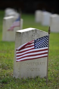 150 year old mystery of unknown Confederate soldier at Beaufort National Cemetery solved  (Stephen Morton/Getty Images)
