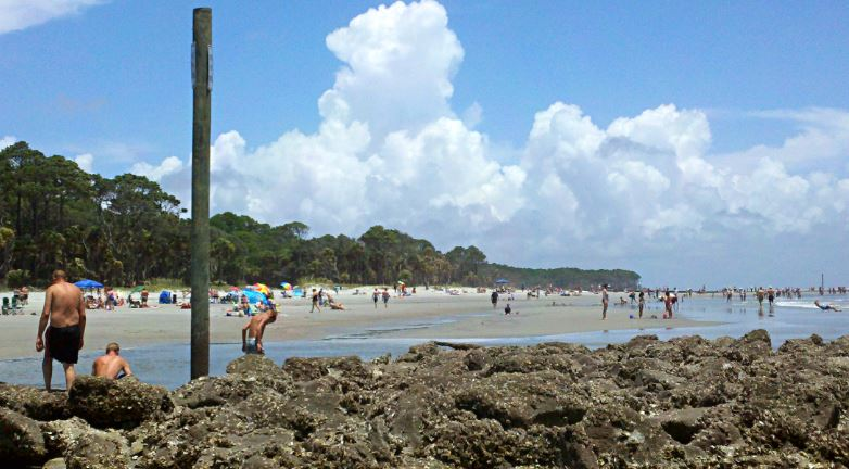 Beaufort's beaches each have something special to offer