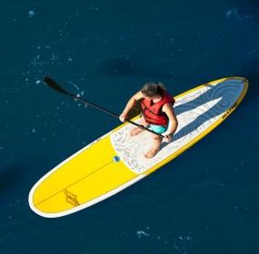 Stand up paddleboarding: Beaufort's Secret Sport