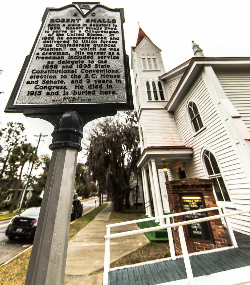 Experience Beaufort's Rich African American Heritage